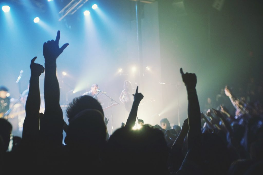 Public Information, Ticketing, Audience Management